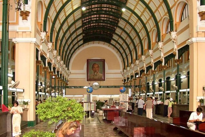 Ho Chi Minh City Luxury Group Tour Half Day