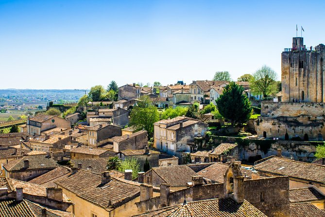 Saint Emilion Day Trip with Sightseeing Tour & Wine Tastings from Bordeaux