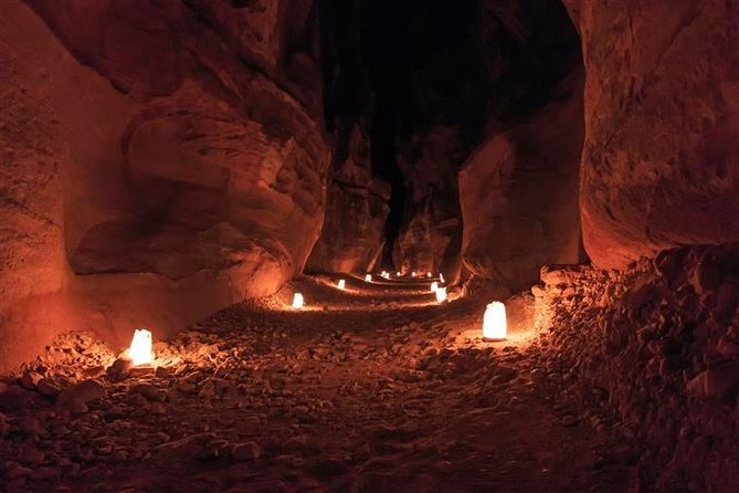 Petra 2-Day Tour from Tel-Aviv