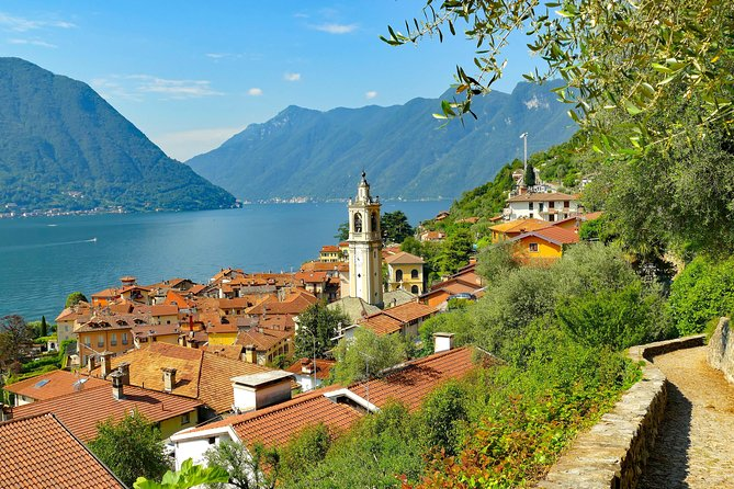 Como, Bellagio & Varenna with Cruise on the Lake: Private Guided Tour from Milan