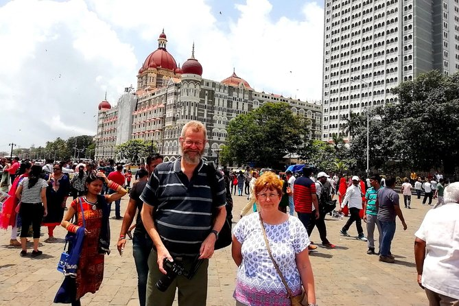 Full day city tour of Mumbai with guide & lunch