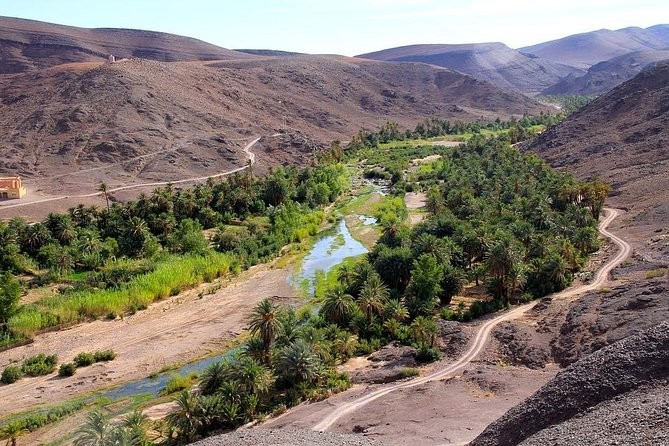 Private day trip Atlas Mountains (4 Valleys,Ourika) from Marrakech Hotel pick up