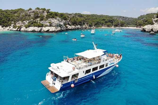 Menorca: South Coast Boat Trip with Lunch