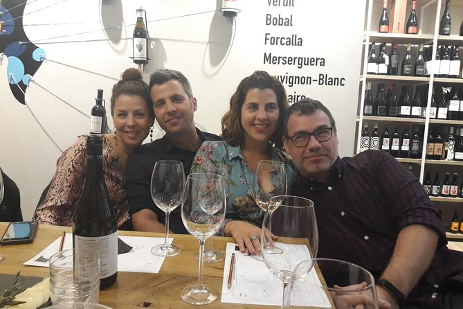 SPECIAL TASTING- VALENCIAN WINES AND CHEESES