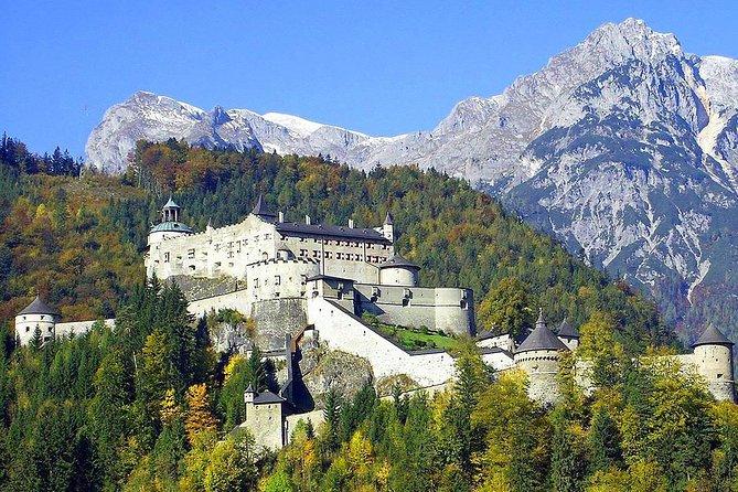 Private Tour: Hallstatt and Where Eagles Dare Castle of Werfen