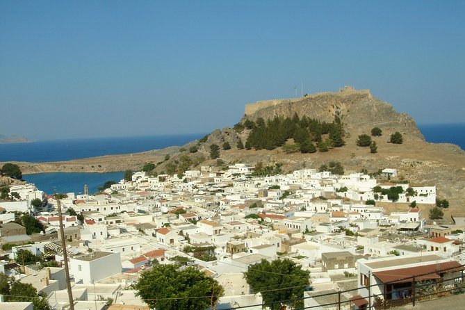 Lindos Village and 7 Springs