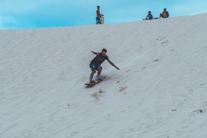 Florianópolis Sandboarding Experience