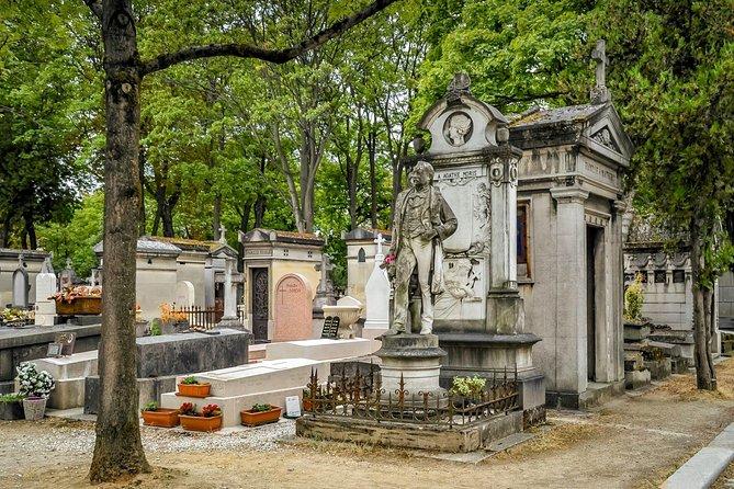 Visita autoguiada del cementerio Paris Pere Lachaise con aplicación móvil | París | 2021 | Viator