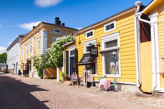 Helsinki Highlight and Porvoo Day Sightseeing Tour