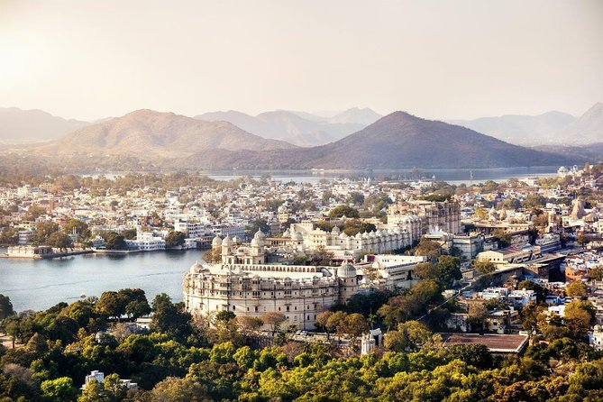 Golden Triangle with Udaipur City of Lakes