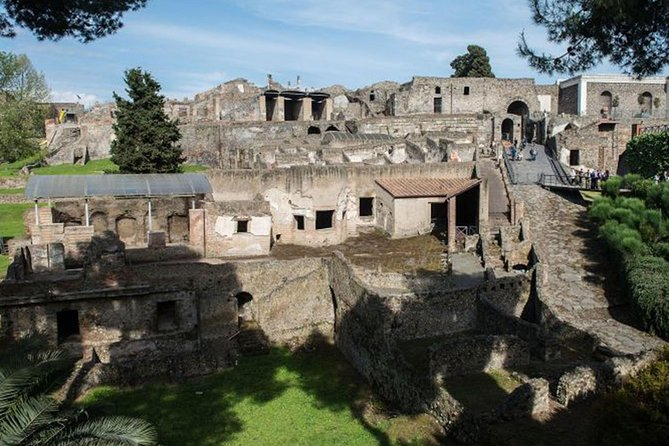 Private Tour Of Pompeii - Sorrento & Positano