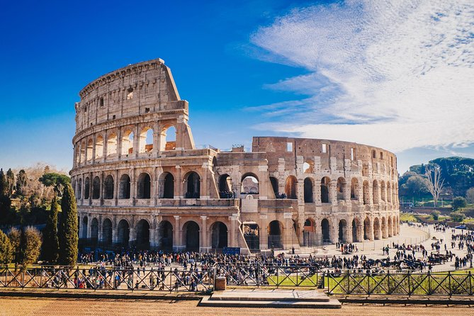 Entrance e-ticket for Colosseum with Audio Tour on Your Phone