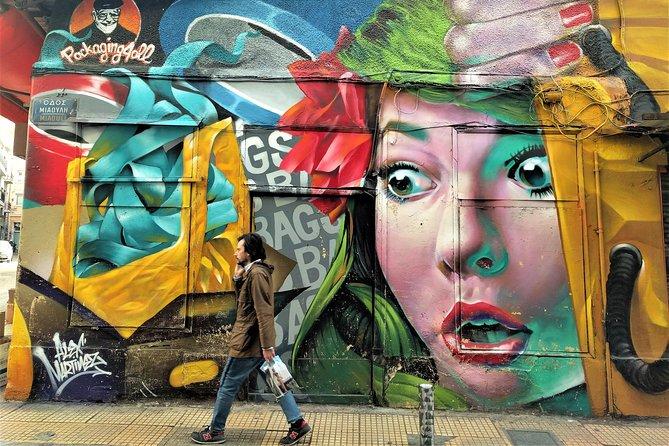 Athens Urban Street Art Tour