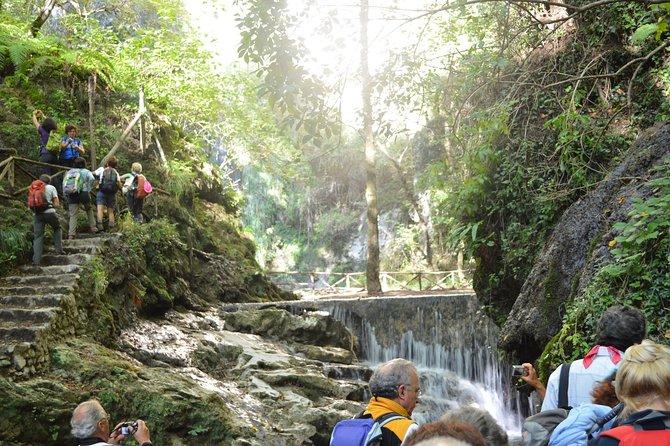 Trek in Valle delle Ferriere