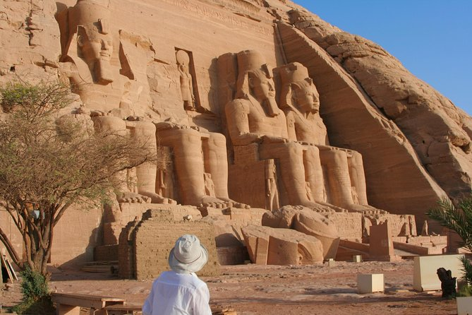 2 Days Private Tour Aswan, abo simple from Luxor