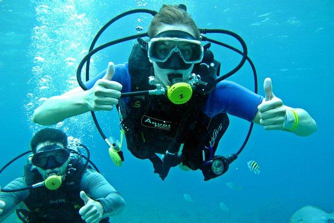 Chankanaab Cozumel Scuba Diving