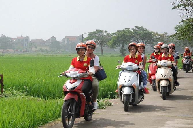 Cu Chi Tunnels Tour 1 Day by Motorbike From Ho Chi Minh City