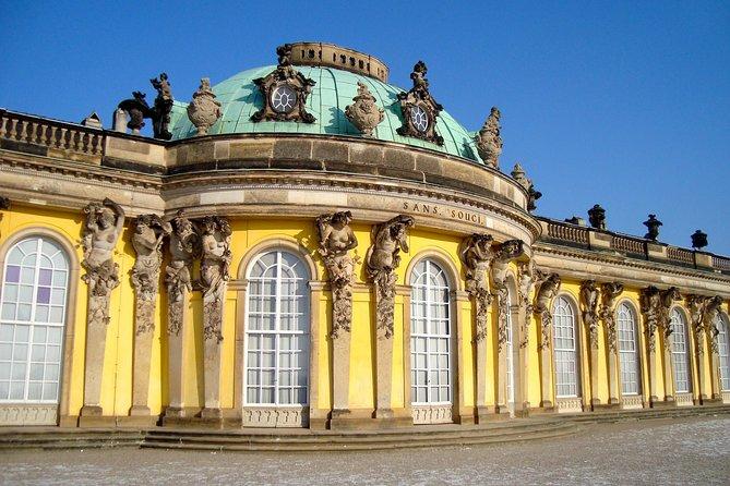 4 uur privétour naar Potsdam en Wansee met een busje