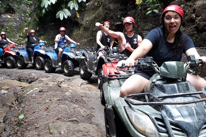 Bali ATV Ride Tour In Ubud
