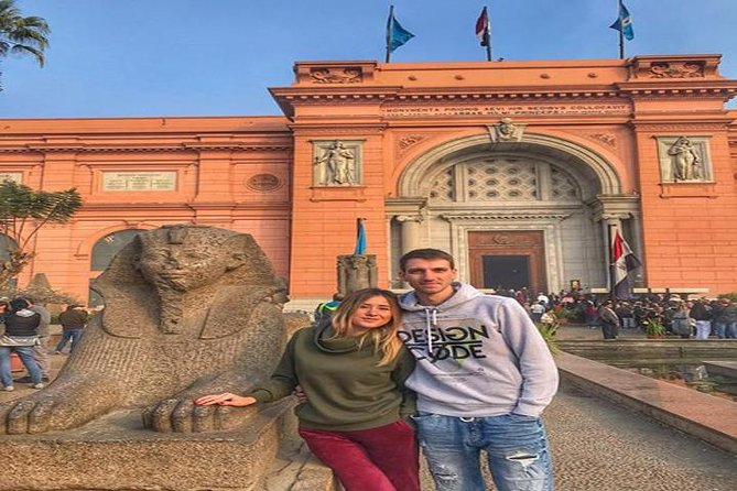 Cairo Layover Tours to the Egyptian Museum and Khan