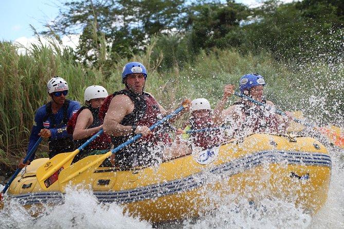 Balsa River White Water Rafting class 2/3.