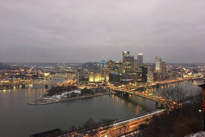 Pittsburgh Walking Tour and River Cruise