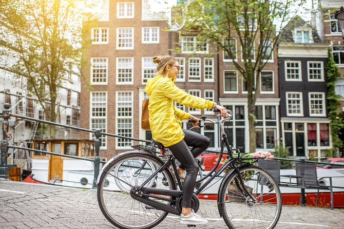 2-Hour Private Custom Amsterdam Walking Tour With A Local Guide
