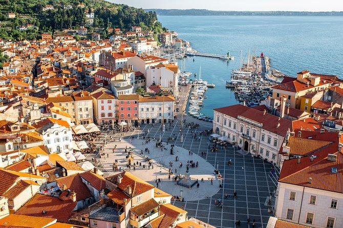From Pula, Rovinj, Porec: Slovenian Pearl Piran