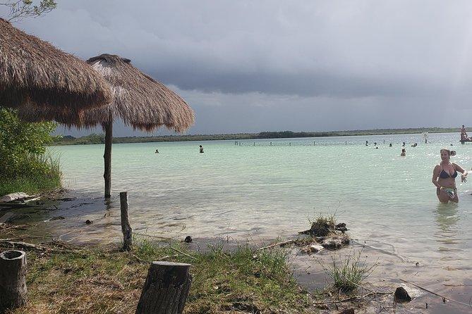 Tulum, Kaan Luum lagoon & cenote