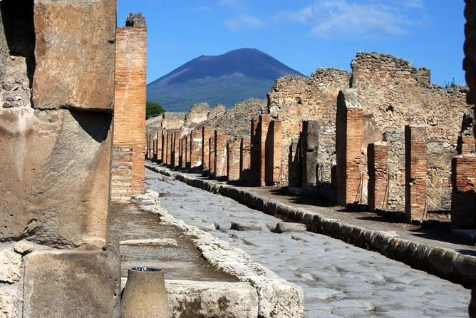 Excursion to Pompeii and Herculaneum from Positano