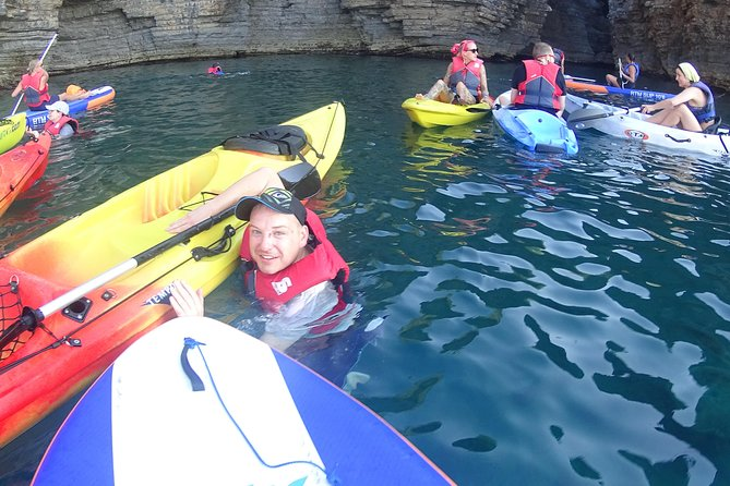 Budva Bay SUP & Kayaking Tours to Coastal Caves