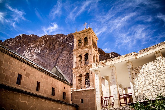 St. Catherine Monastery by Bus from Sharm El-Sheikh