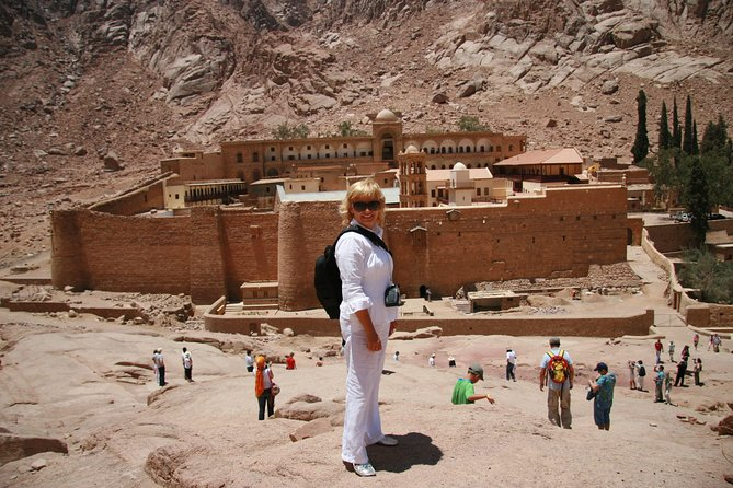 Overnight Trip to Saint Catherine Monastery from Cairo
