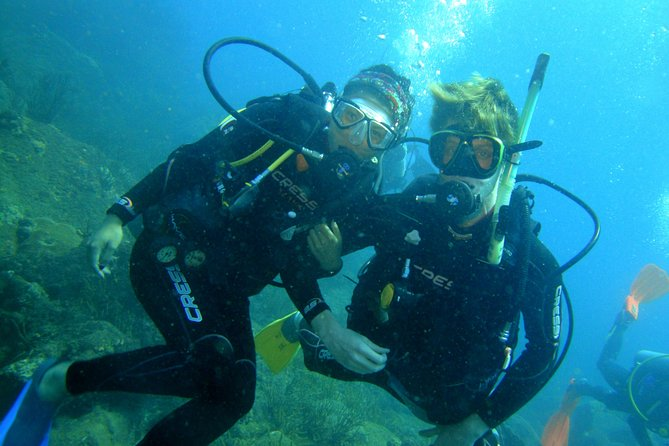 Scuba diving tour for beginners and certificated divers