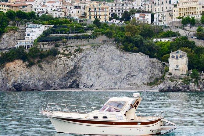 Amalfi Coast Private Boat Trip