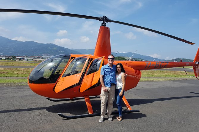 Helicopter Tour Over Rain Forest & Beaches 1 hour flight. Private Tour