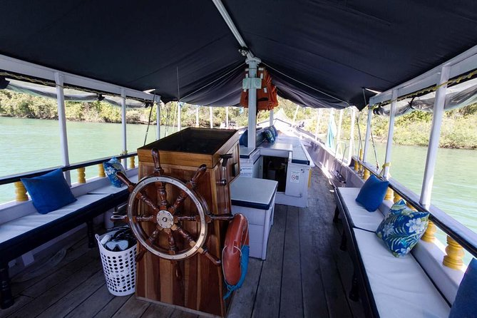 Special discount - Offer boat trip with lunch