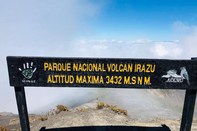 VIP Private Tour: Irazu Volcano National Park Half Day from San Jose photo 12