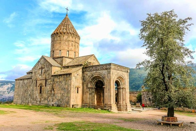 Private tour to Khor Virap,Areni winery,Noravank,Tatev Monastery