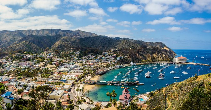 Catalina Island Day Trip from Los Angeles with Optional Upgrades