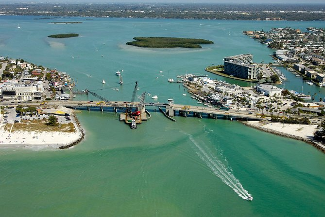 Magnificent Helicopter Tour -Tampa Bay, Skyway Bridge, Beaches of Pinellas Co. photo 7