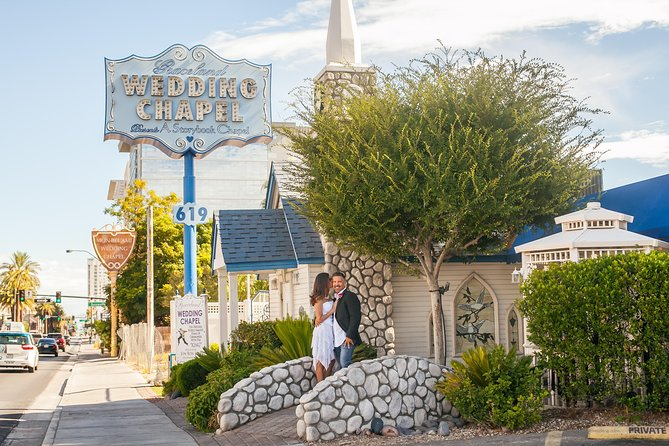 A Charming Traditional Wedding or Vow Renewal at A Storybook Chapel by Graceland