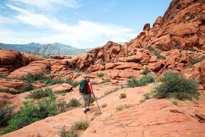 Red Rock Canyon Hiking Tour