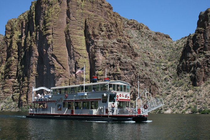 Apache Trail / Canyon Lake Steamboat Cruise