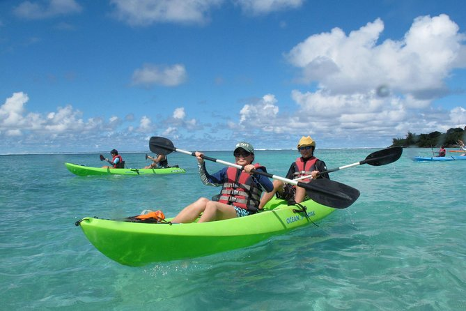 Kayak or SUP with Snorkeling photo 1