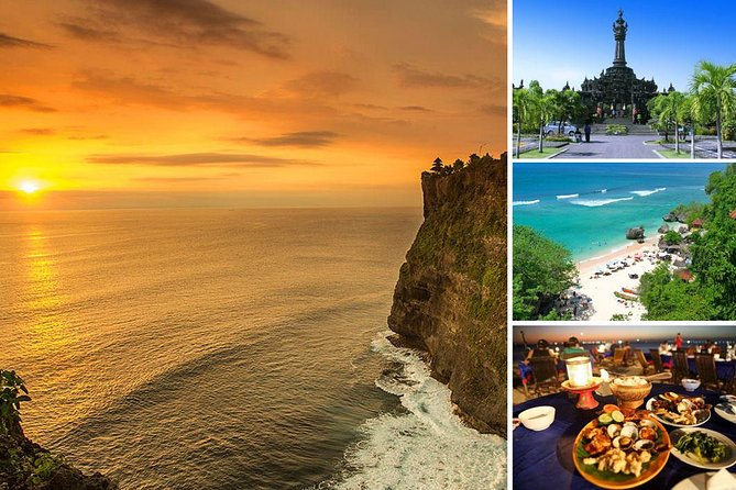 Bali Day-Tour: Denpasar City and Uluwatu Temple Trip
