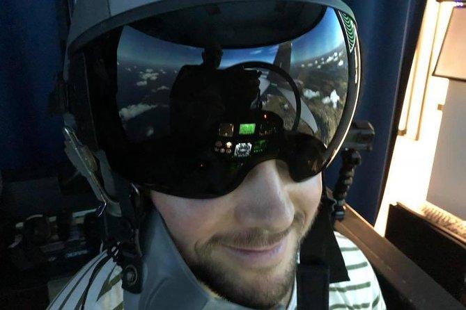 F-18 Combat Fighter Flight Simulator - 30 minutes 2019 - Sydney