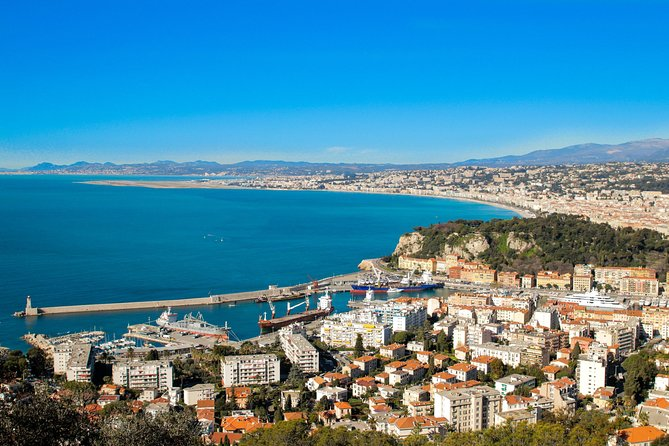 Nice City Private Half-Day Tour