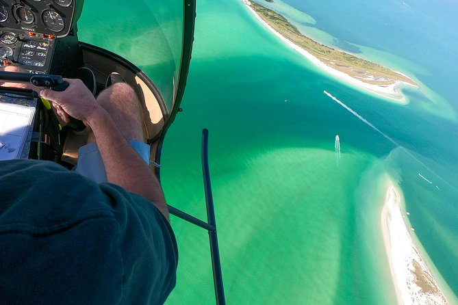 Magnificent Helicopter Tour -Tampa Bay, Skyway Bridge, Beaches of Pinellas Co. photo 2