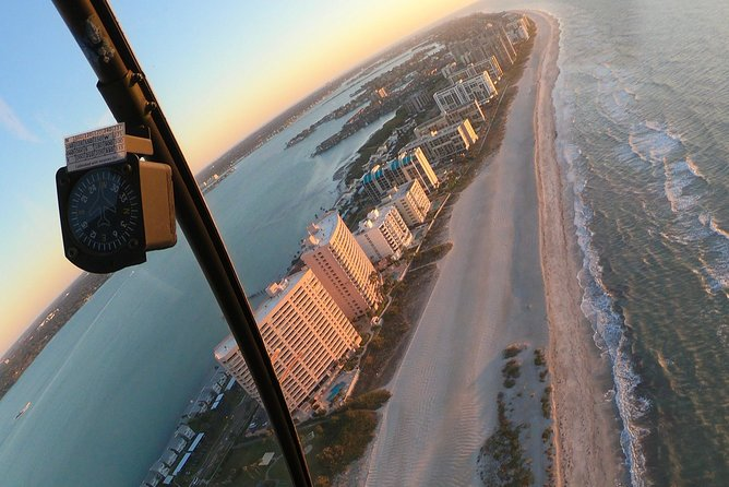 Magnificent Helicopter Tour -Tampa Bay, Skyway Bridge, Beaches of Pinellas Co. photo 14